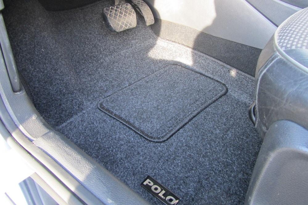 Ворсовые коврики для авто