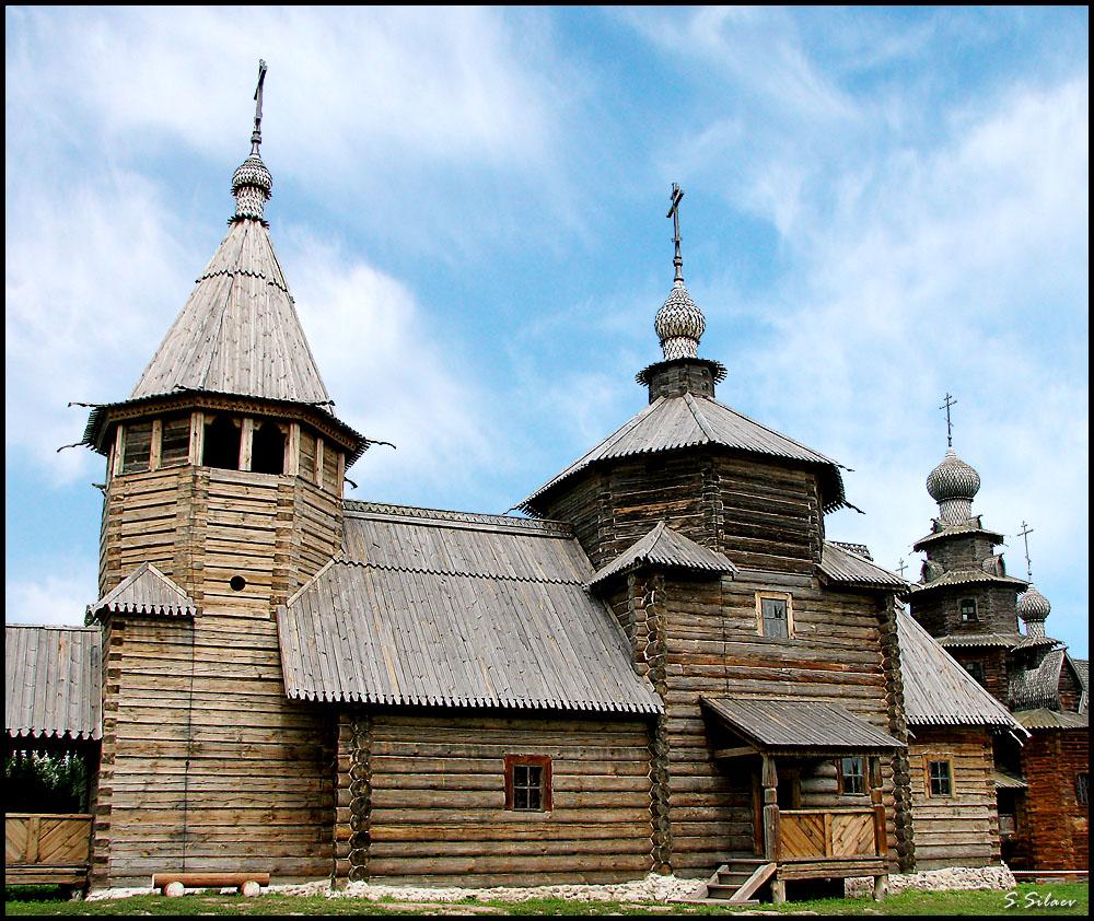 Музей деревянного зодчества - Суздаль - отзывы Музей