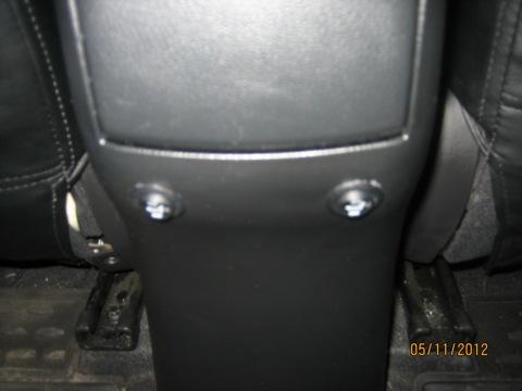 Подогрев задних сидений своими руками