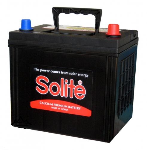 Аккумуляторы автомобильные Solite (Солайт) - Аккумуляторы для легковых