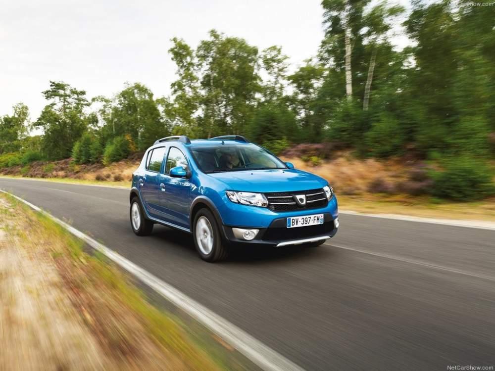 Dacia Sandero Stepway 2013 …