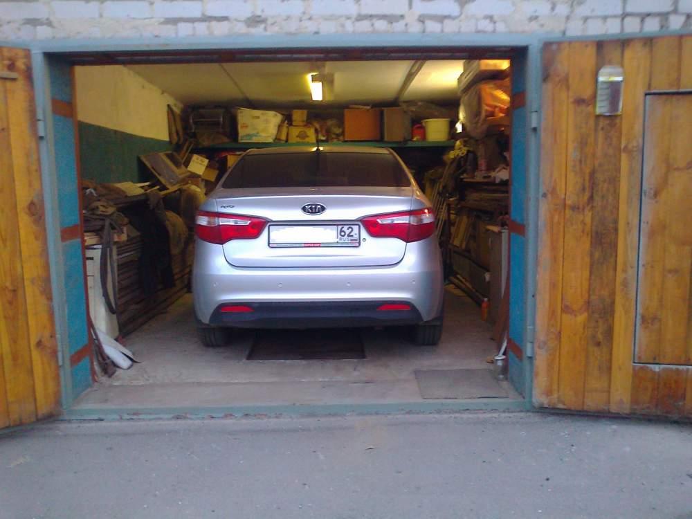 Парктроники на Kia Rio - Auto Tuning Club