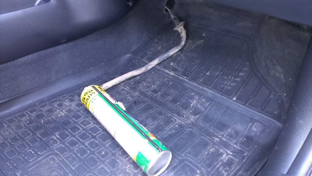 как в киа рио почистить кондиционер