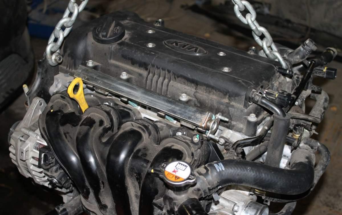 Киа рио 2011 двигатели