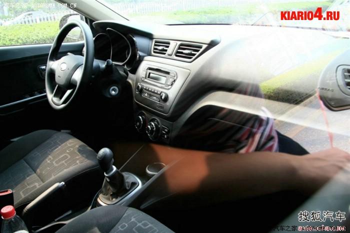 киа рио 2012 цвета фото: